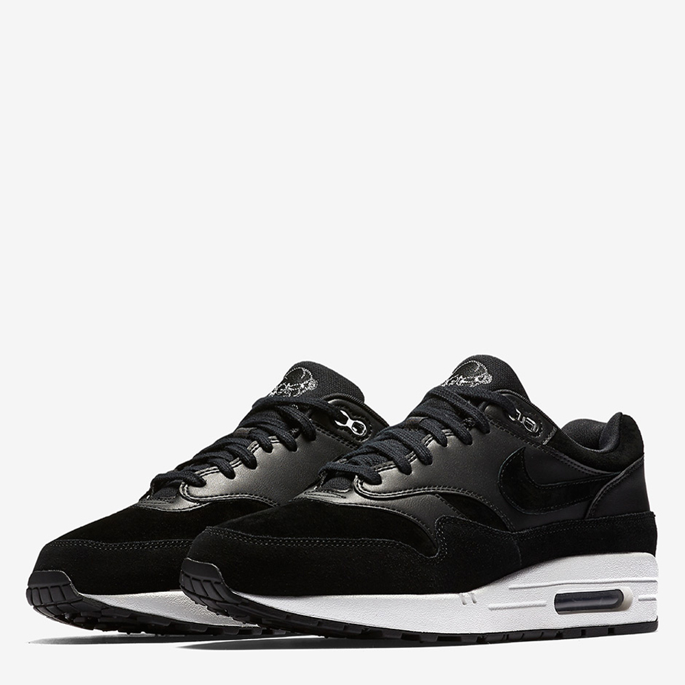 """timeless design 2e60f 13e25 The Air Max 1 Premium """"REBEL SKULLS"""" is priced at £109.95 GBP available in  limited numbers from Cooshti.com in sizes UK8(US9) to UK12(US13)"""