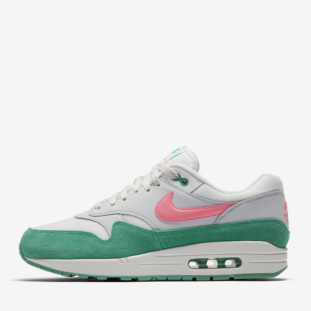 "9666c92e40 All retailing at the RRP of £99.95 GBP in store and at www.cooshti.com  whilst limited stocks last ! Air Max 1 ""Watermelon"" ..."