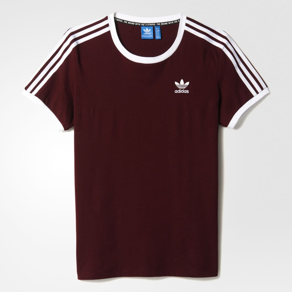 d62ba9029 Adidas Originals 3 Stripes Tee Womens - Womens Clothing from Cooshti.com