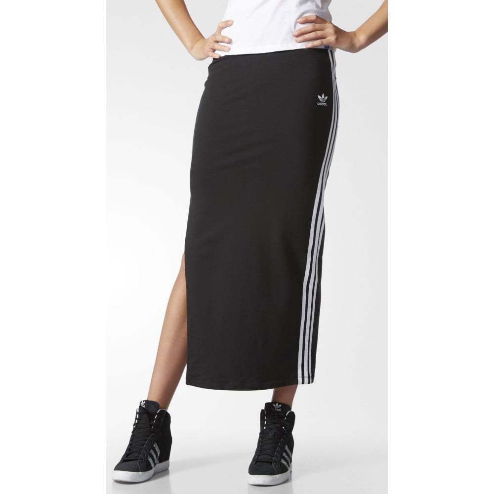 bbe5a0f7c89c4 Adidas Originals 3 Stripes L Skirt - Womens Clothing from Cooshti.com
