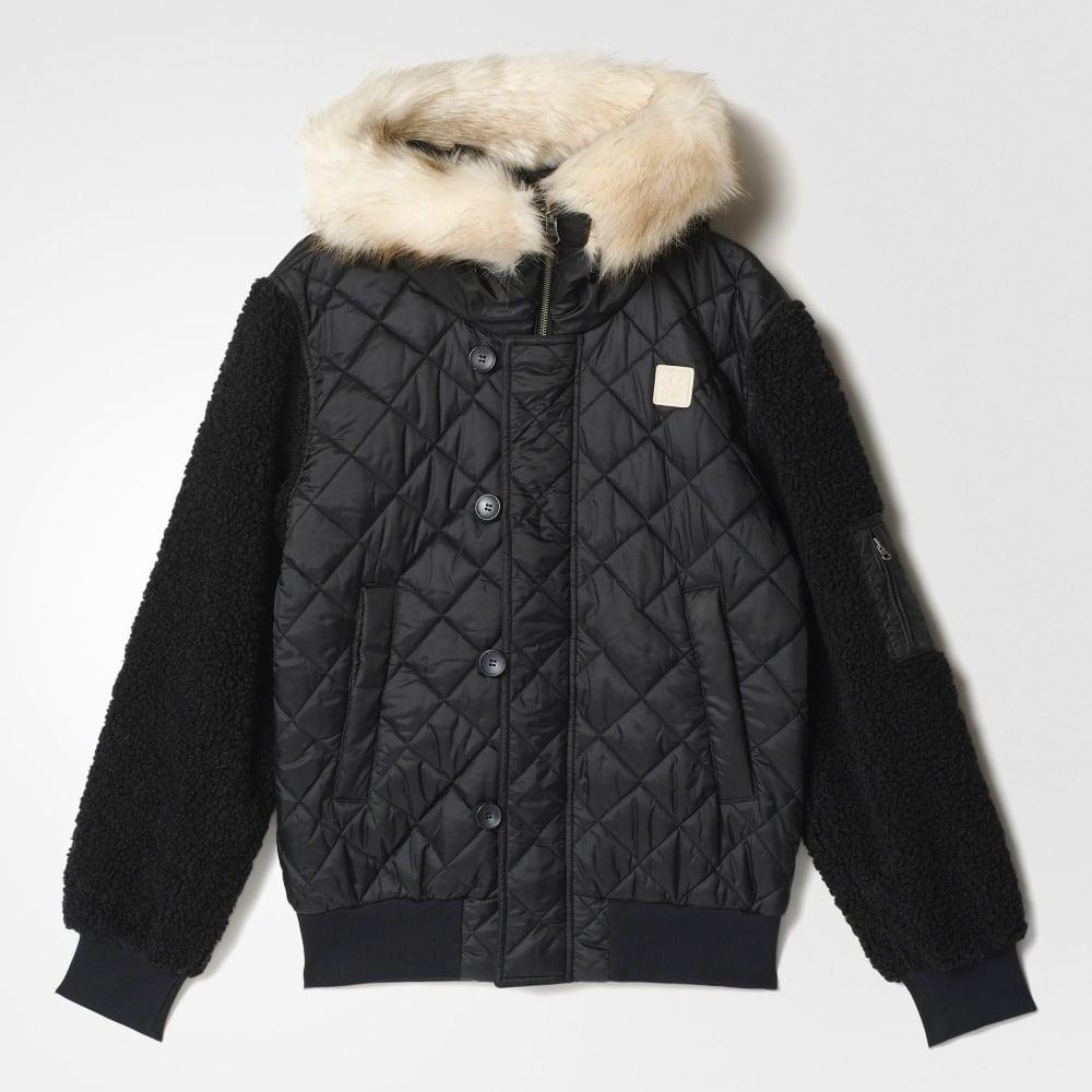 67a3c6d8a Adidas Originals Bomber Jacket Womens