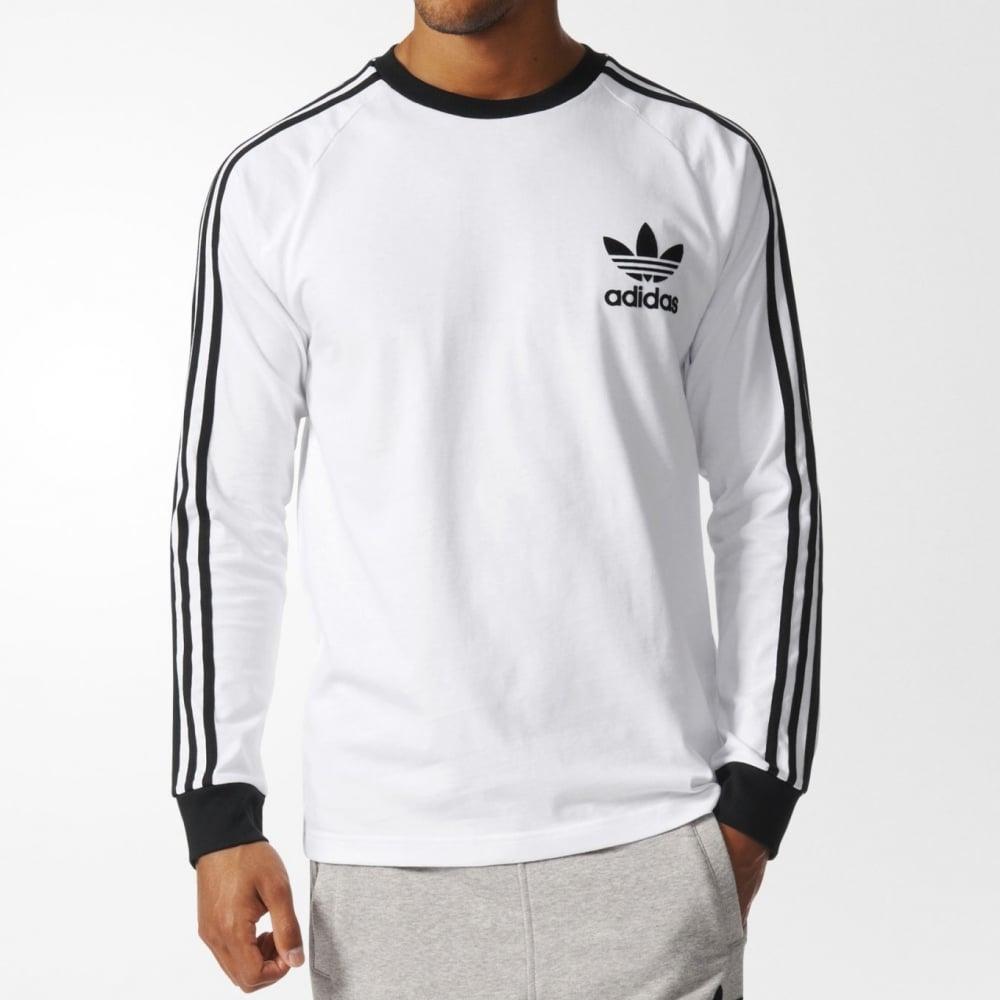 adidas Originals Cotton Originals Long Sleeve T shirt With