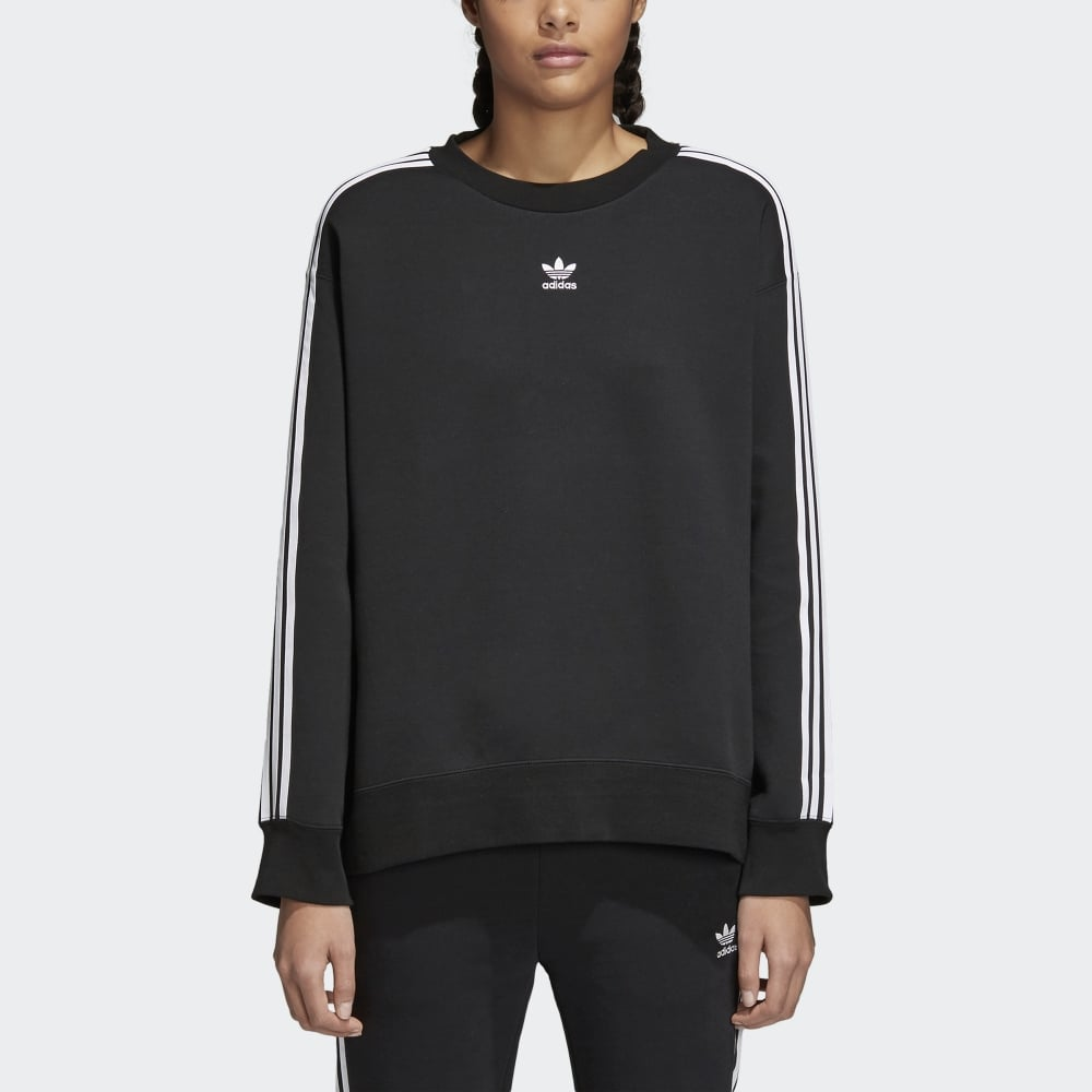 Adidas Originals Crew Sweater - Womens Clothing from Cooshti.com 7e07d57f634