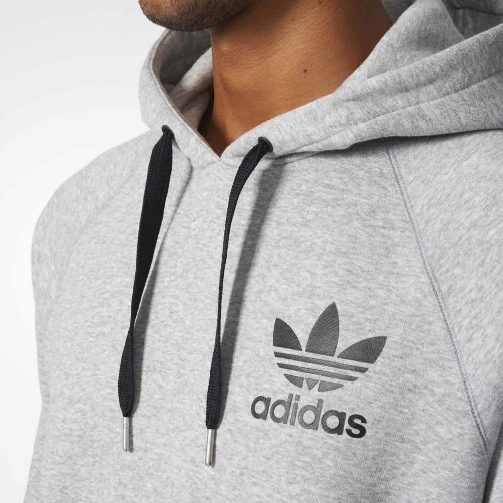 Adidas Originals Elongated Hoody - Mens Clothing from Cooshti.com 144981ae7d