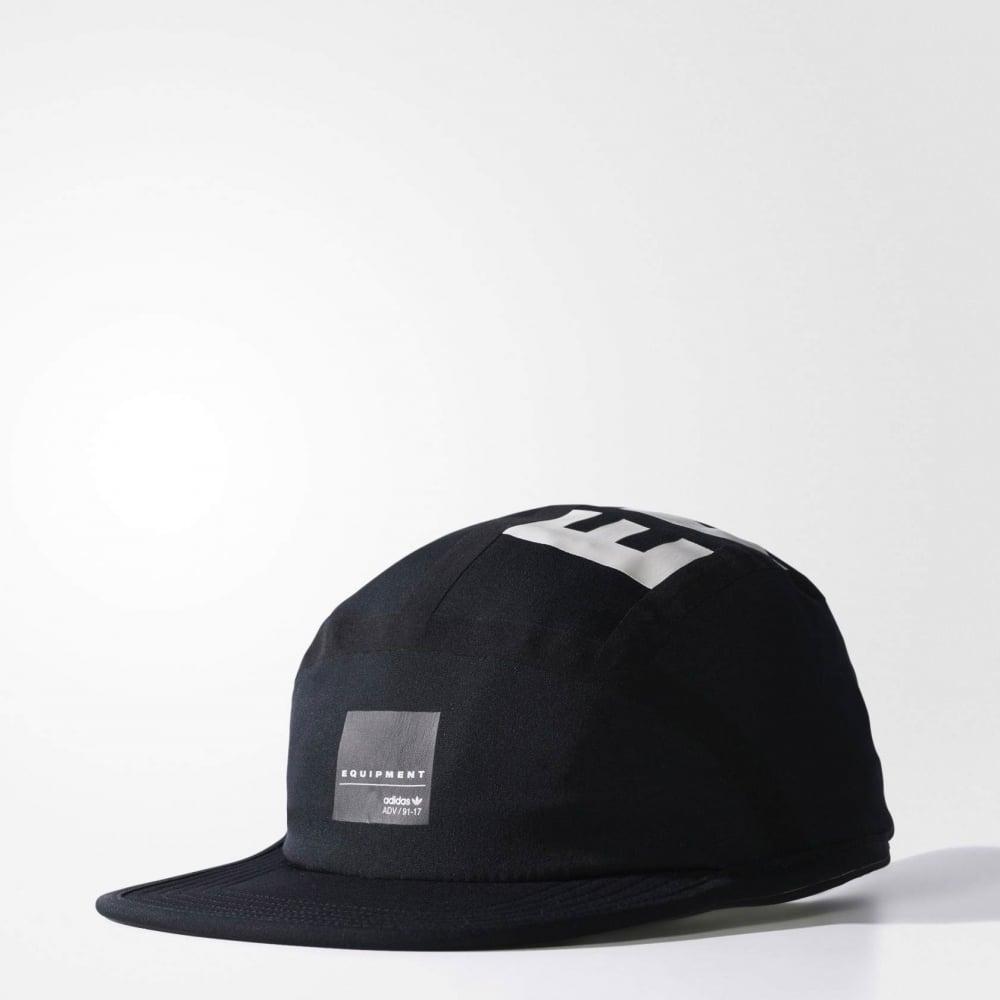 Adidas Originals EQT Techy Seven-Panel Cap - Mens Accessories from ... bda67698739