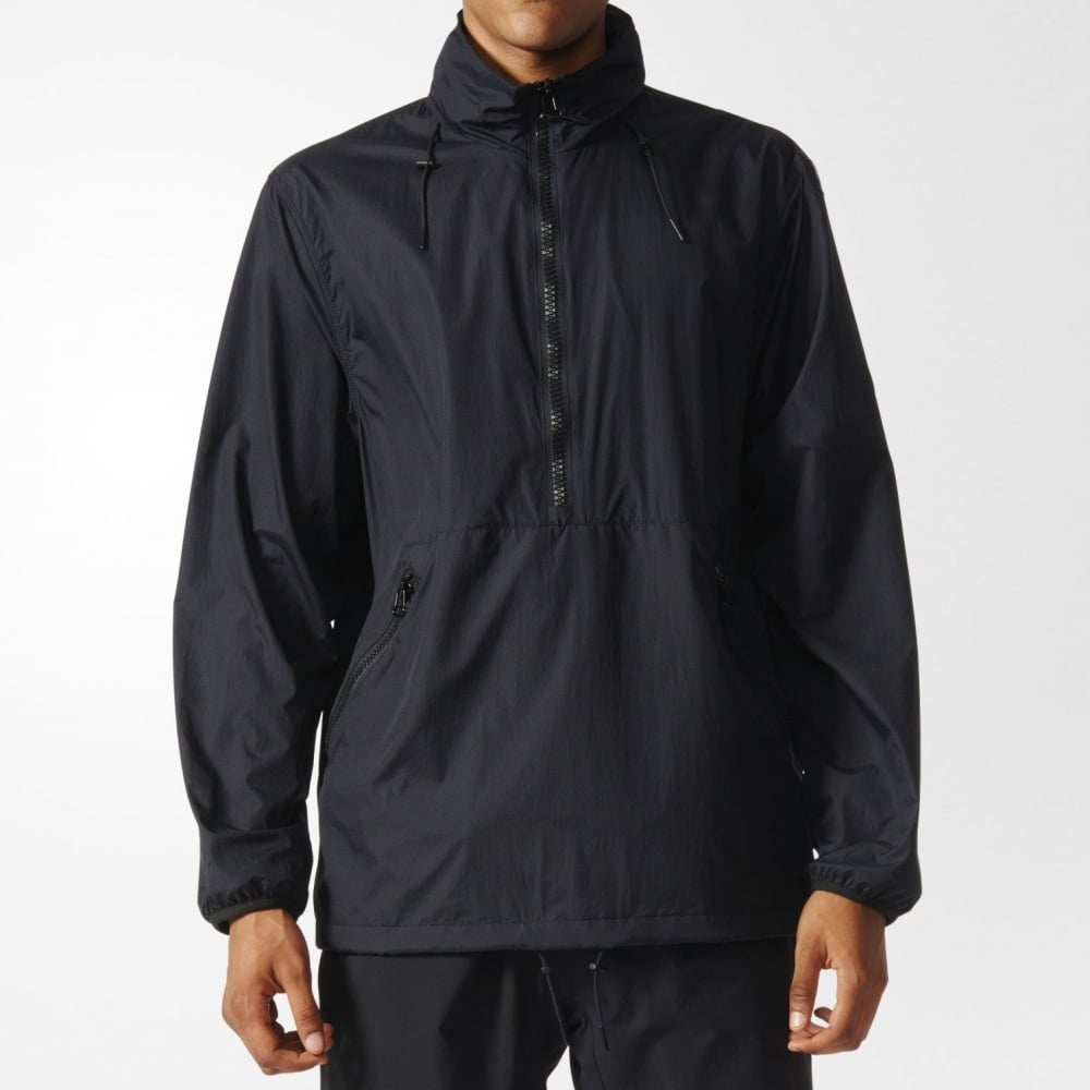 Adidas Originals EQT Vintage Windbreaker - Mens Clothing from ...
