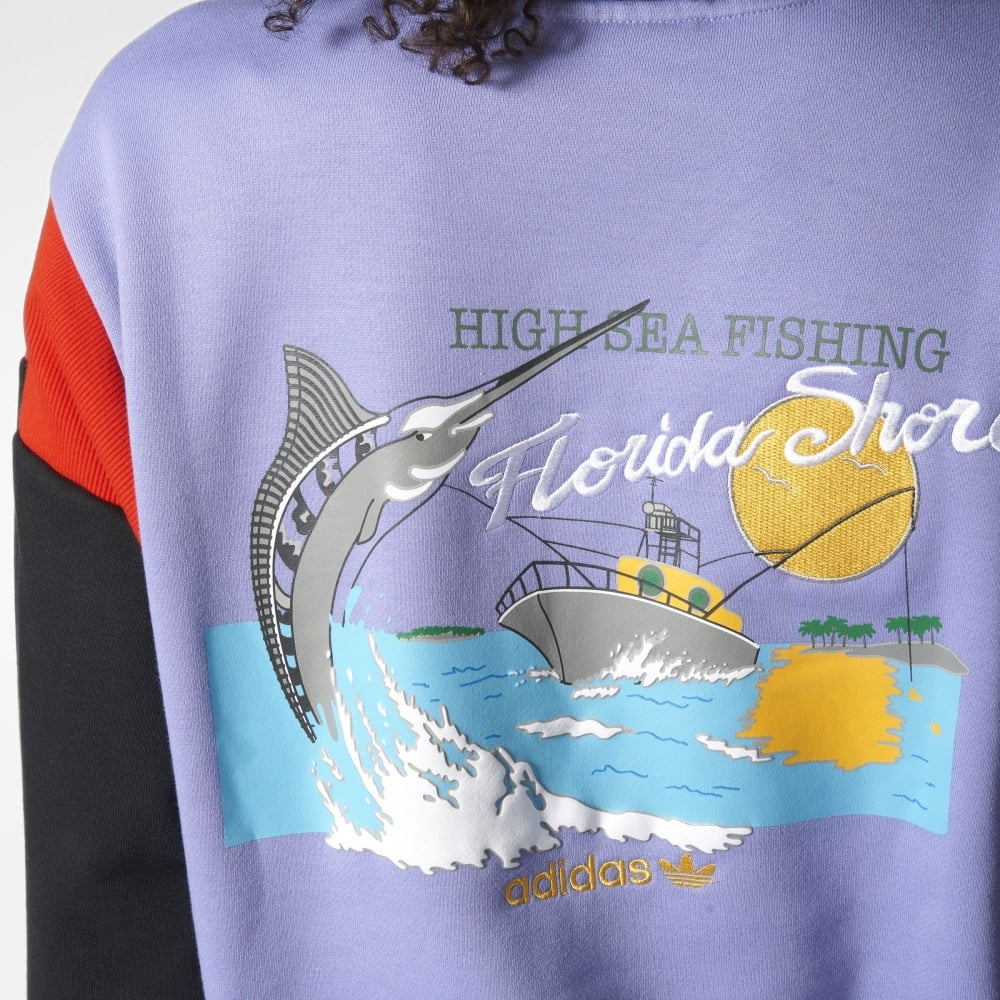 From Clothing Archive Womens Florida Adidas Sweat Originals Ypvx0wqO