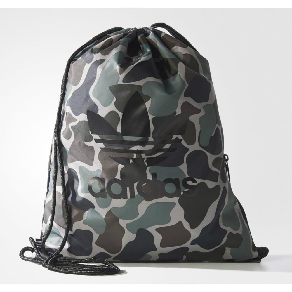 Adidas Originals Gymsack Camo - Unisex Accessories from Cooshti.com 15948bbca0a