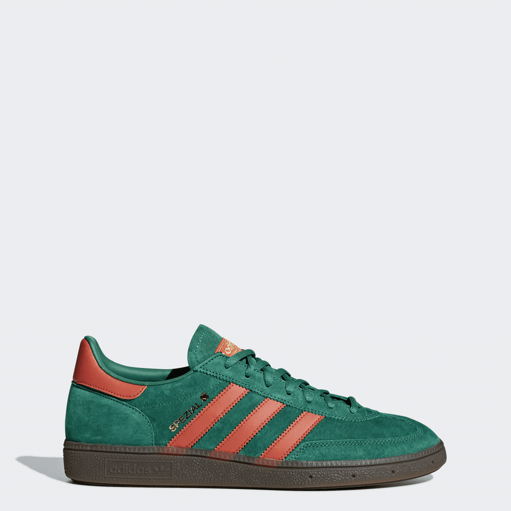 Adidas Originals Handball Spezial - St Patrick s Day - Mens Footwear ... edd339cc21