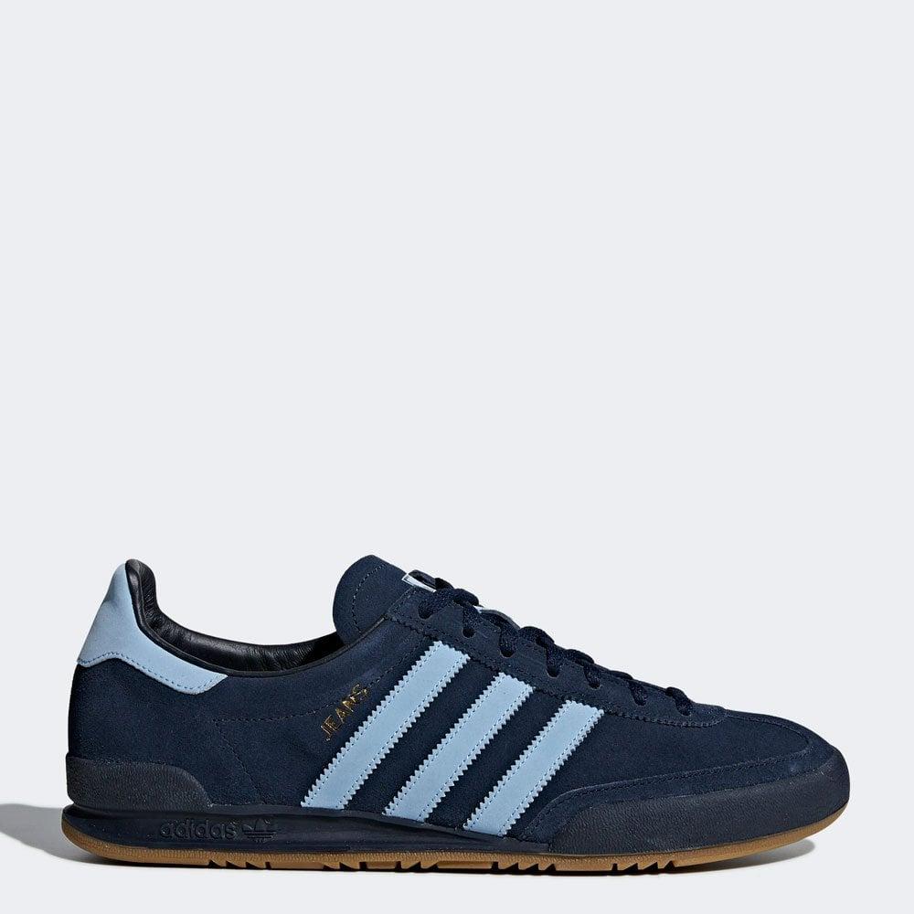 adidas Originals Herren JEANS Sneaker low footwear white