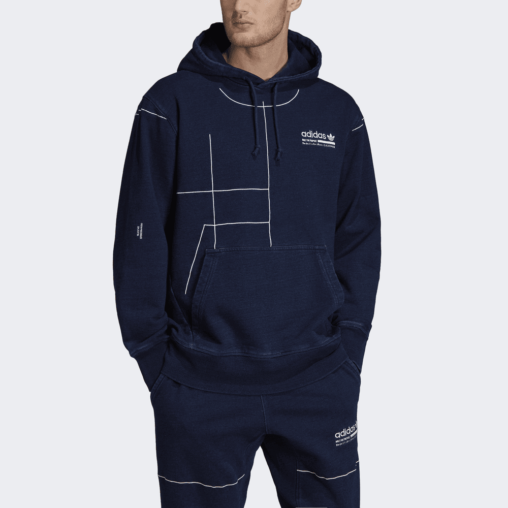 Superar alumno Llanura  Adidas Originals Kaval Graphic Hoody - Mens Clothing from Cooshti.com