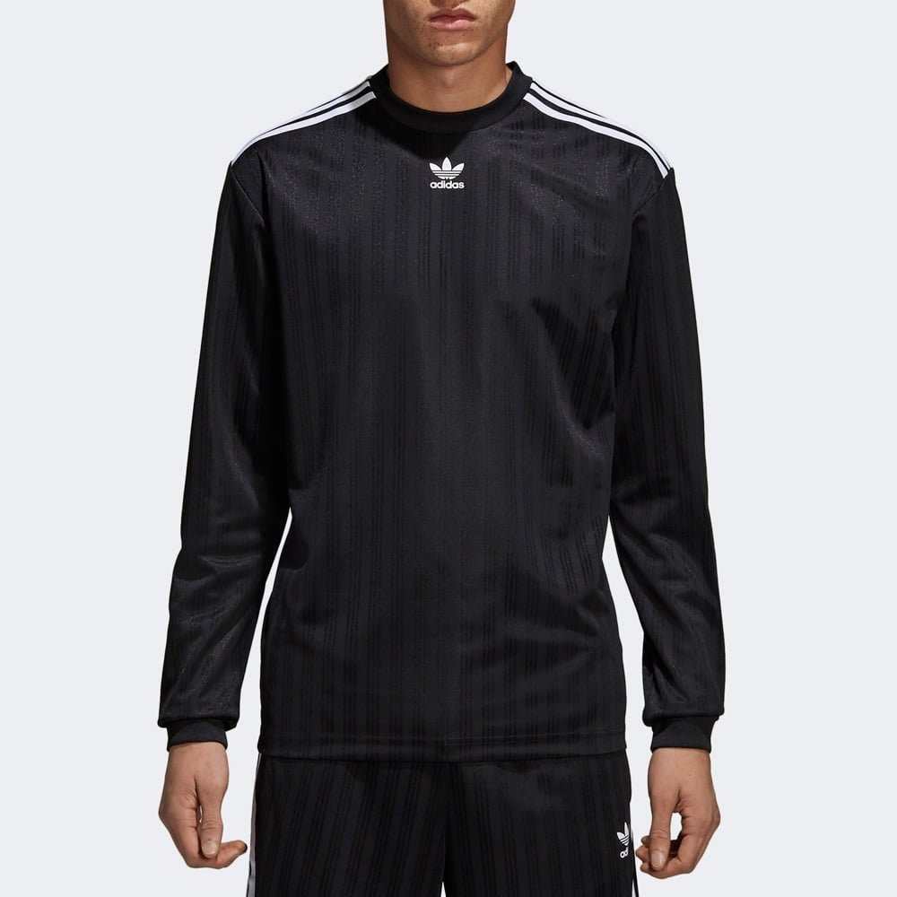 ef4fea01 Adidas Originals Longsleeve Football Jersey