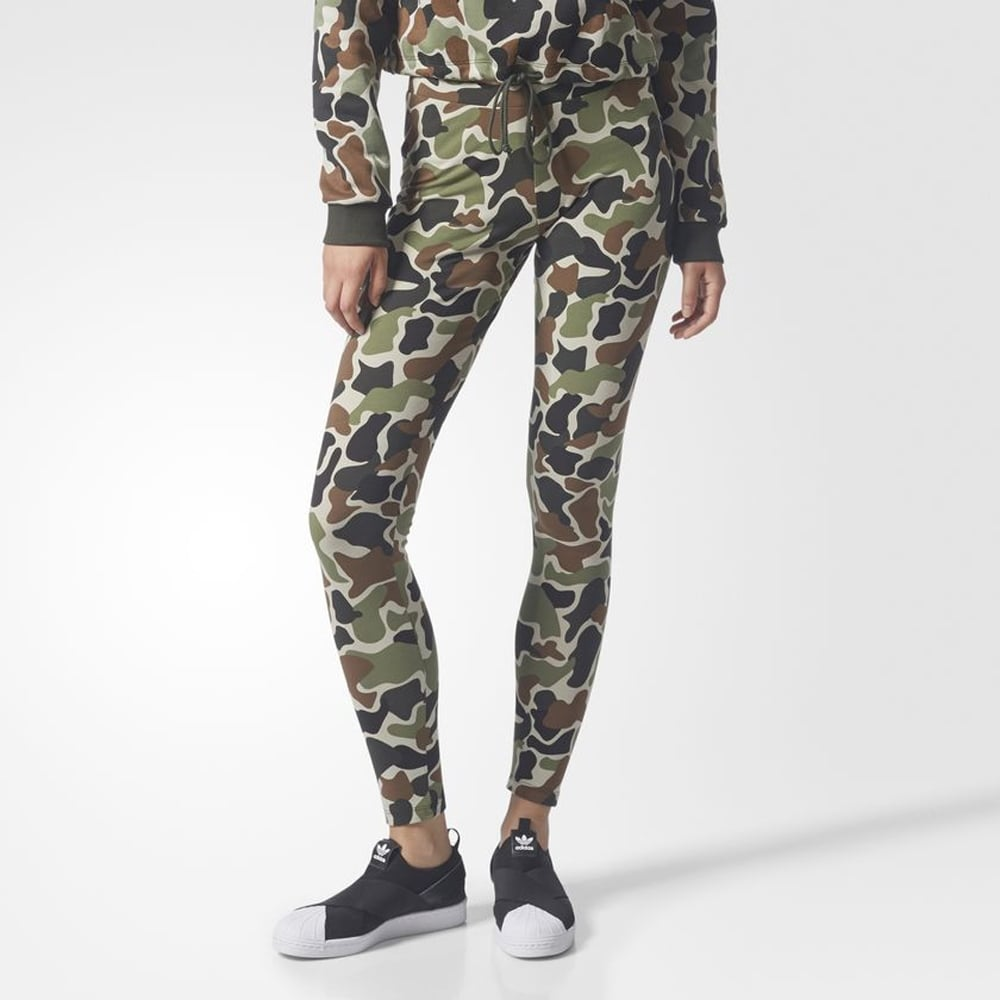 f15c6173f9ce8 Adidas Originals Tights - Camo - Womens Clothing from Cooshti.com
