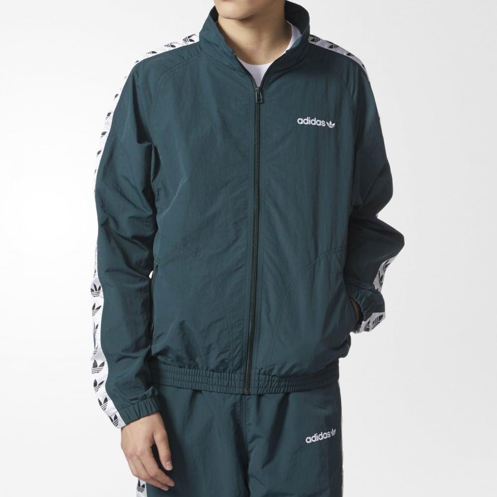 Adidas Originals TNT Trefoil Tape Wind Jacket