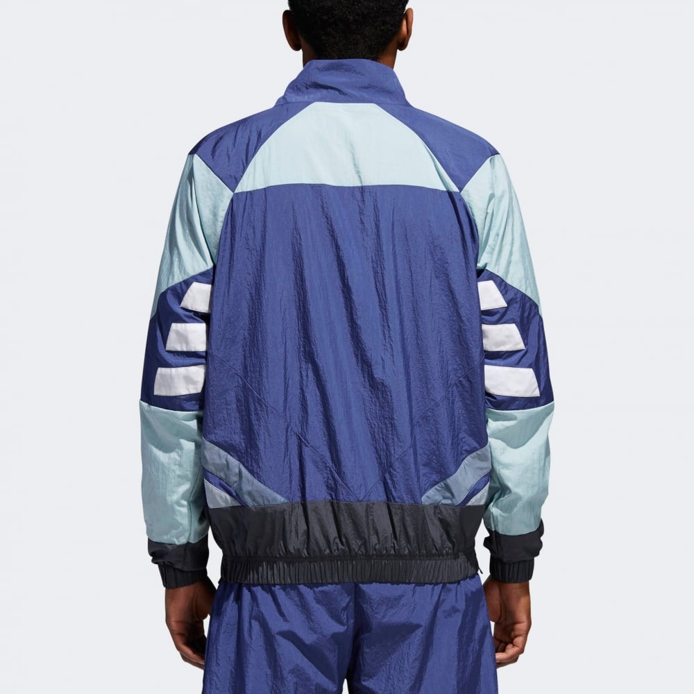 118cbacc6066 Adidas Originals V Stripes Windbreaker - Mens Clothing from Cooshti.com