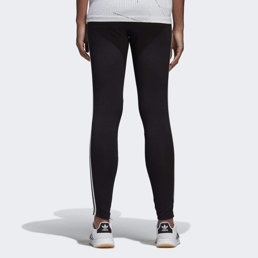 50ae492b43db3 Adidas Originals Womens 3-Stripes Leggings - Womens Clothing from ...