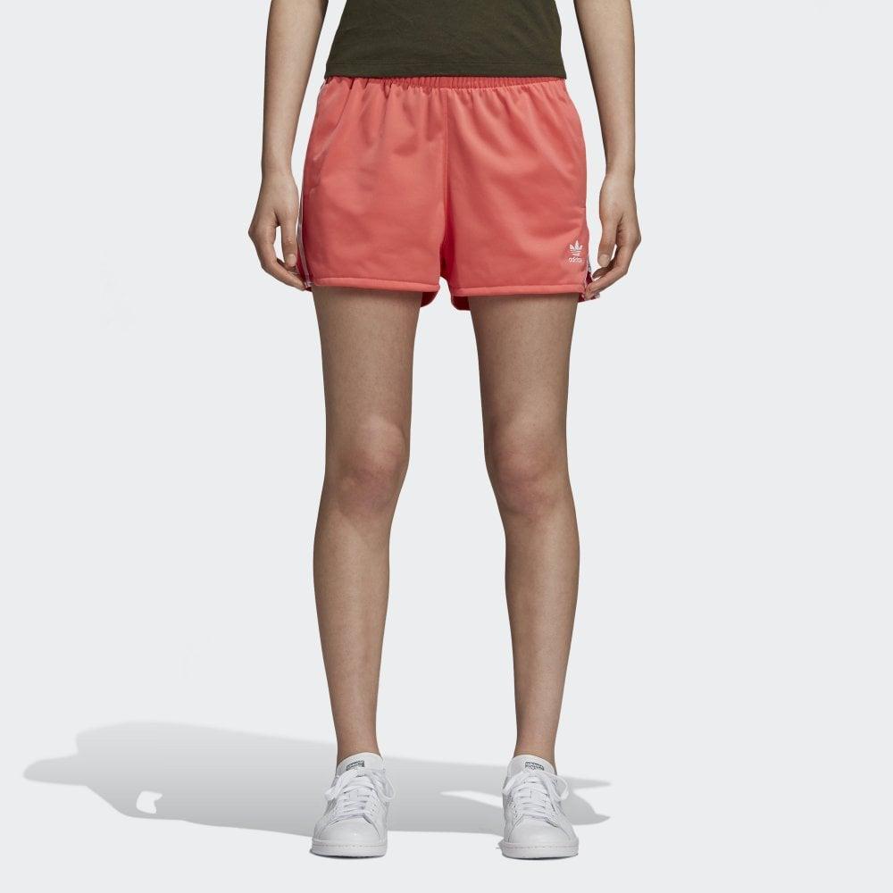 684a33e05 Adidas Originals Women's 3-Stripes Shorts - Womens Clothing from Cooshti.com