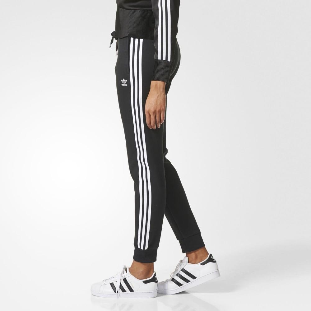 Adidas Originals Womens 3 Stripes Track Pant Womens