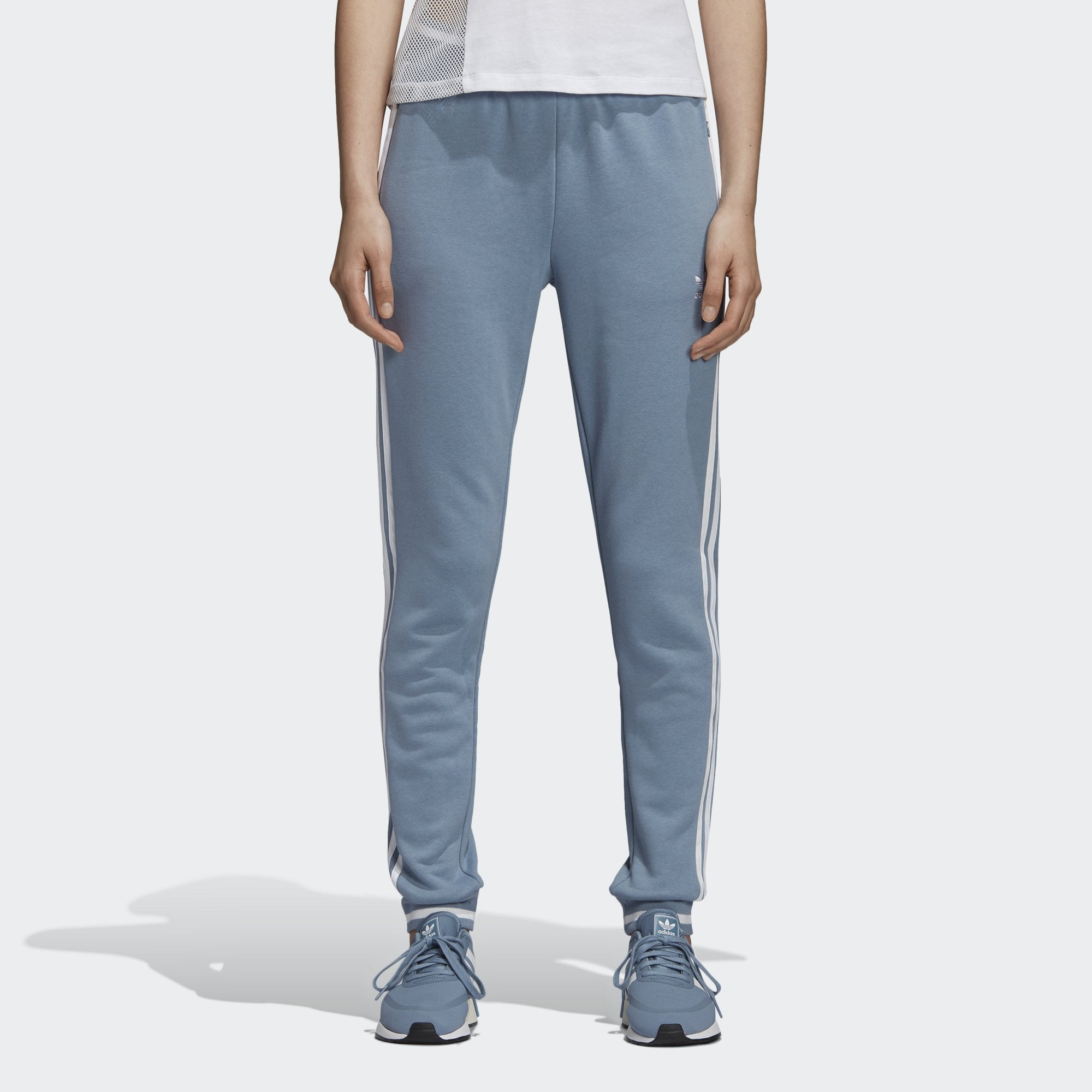 Adidas Originals Women's Active Icons Track Pants - Womens Clothing from  Cooshti.com