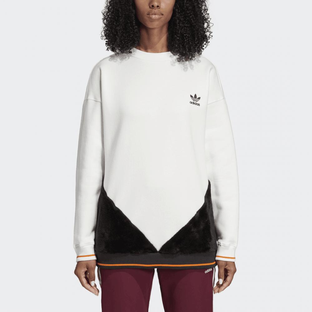 8a0b19c0f3 Adidas Originals Women's CLRDO Sweater - Womens Clothing from Cooshti.com