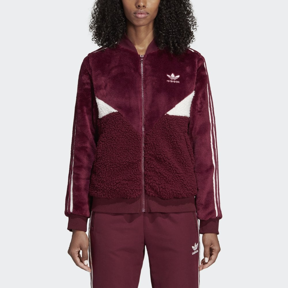 409dba661c0e Adidas Originals Women s CLRDO Track Jacket - Womens Clothing from ...
