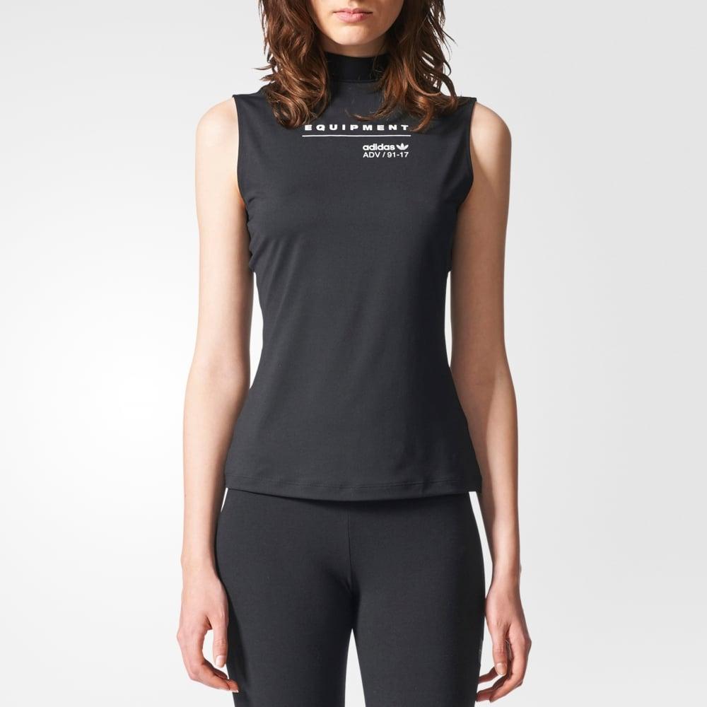 cf8598aa7715c1 Adidas Originals Womens EQT Tank Top - Womens Clothing from Cooshti.com