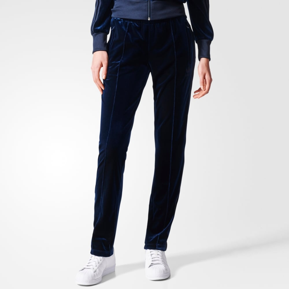 0d85320704ff Adidas Originals Womens Firebird Track Pant - Velvet - Womens Clothing from  Cooshti.com