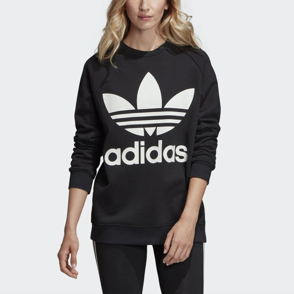 e89ba463 Home · Womens Clothing · Sweats & Hoodies · Adidas Originals; Women's  Oversize Sweat. Tap image to zoom. Women's Oversize Sweat.  Women's Oversize ...