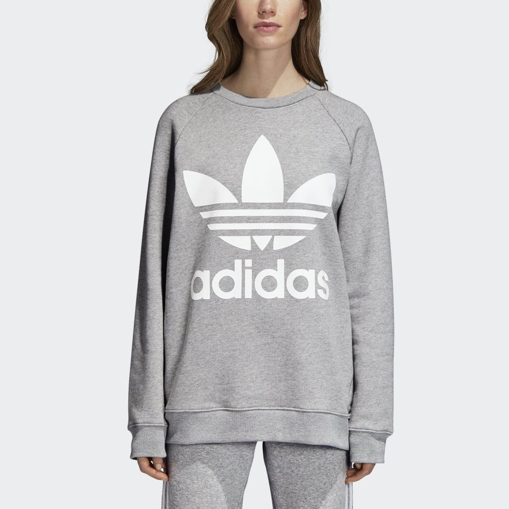 9a2e2a8ed1a Adidas Originals Women s Oversized Sweat - Womens Clothing from ...