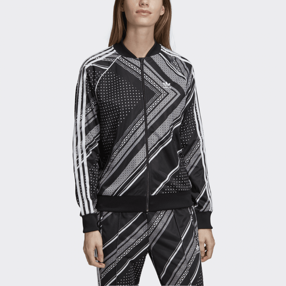 4e03e3f9315ab Adidas Originals Women s SST Track Jacket - Womens Clothing from ...