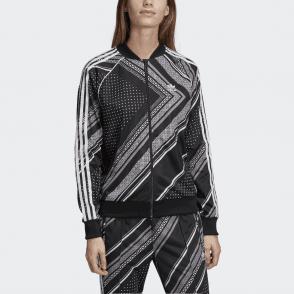 Adidas Originals Adidas X The Farm Women S Sst Track Jacket Womens