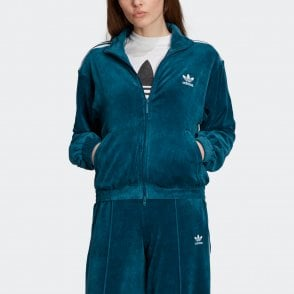 Adidas Originals Women's Track Jacket Womens Clothing from