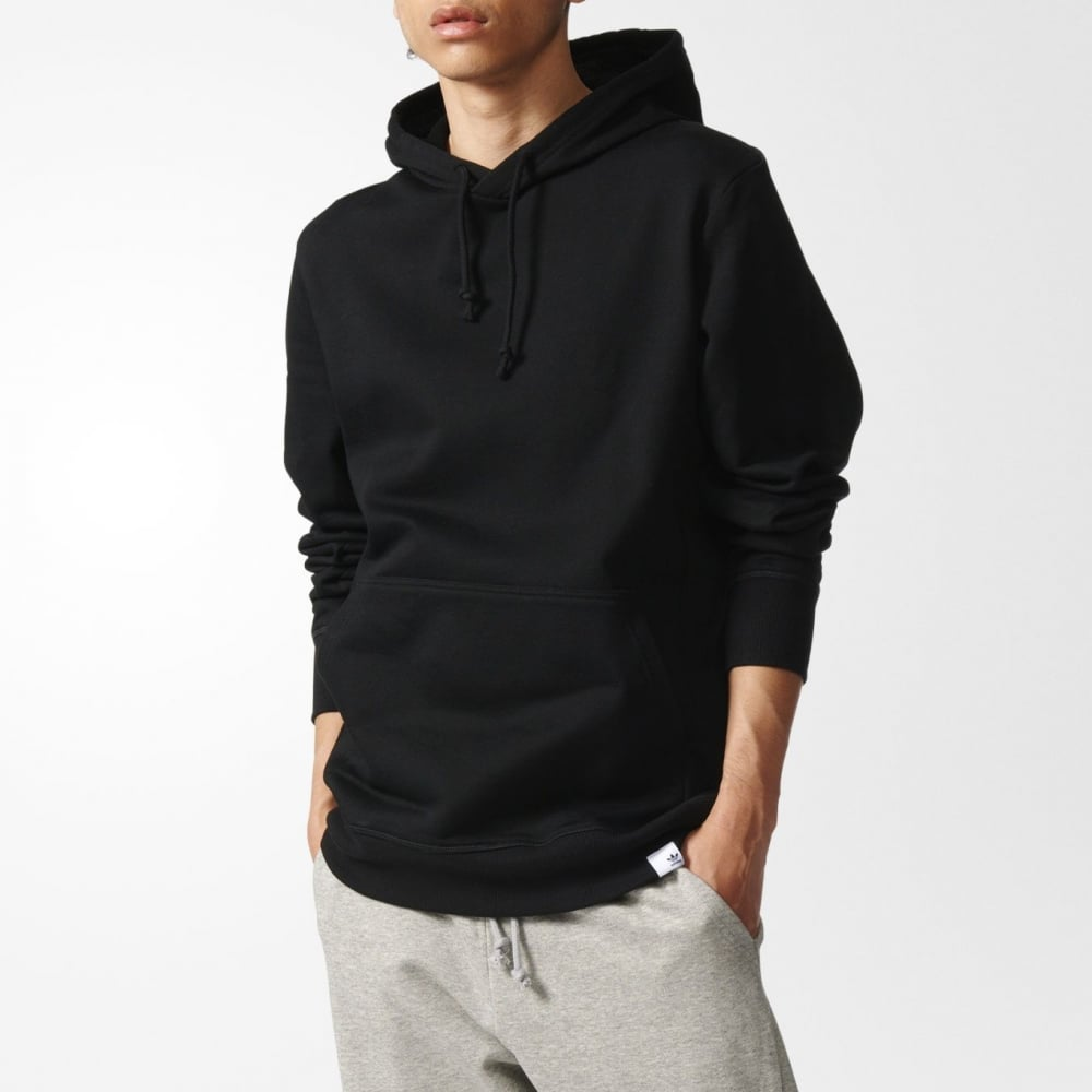 adidas originals x by o pullover hooded sweatshirt mens. Black Bedroom Furniture Sets. Home Design Ideas