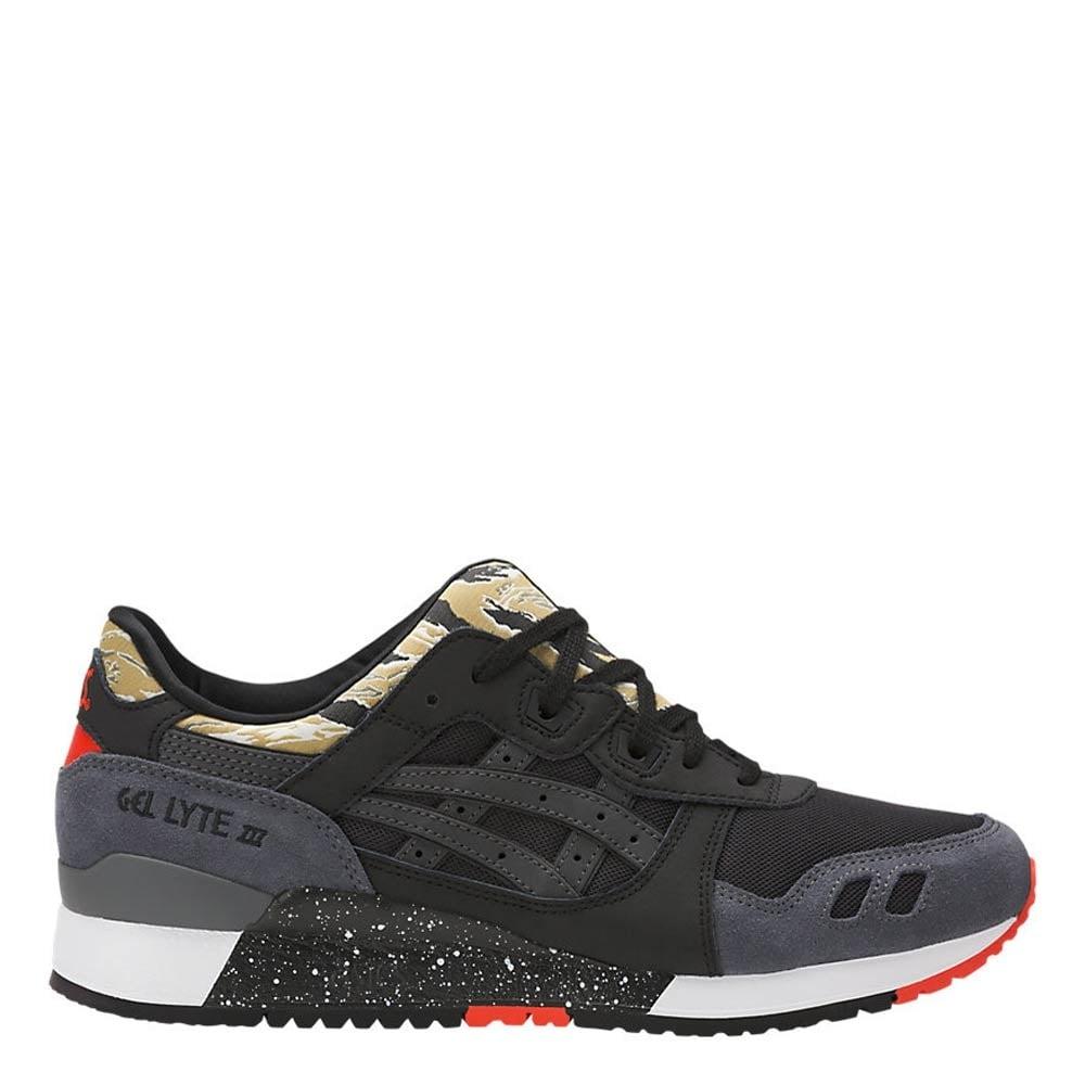 1246fbc364b7a Asics Gel-Lyte III Camo Black - Mens Footwear from Cooshti.com