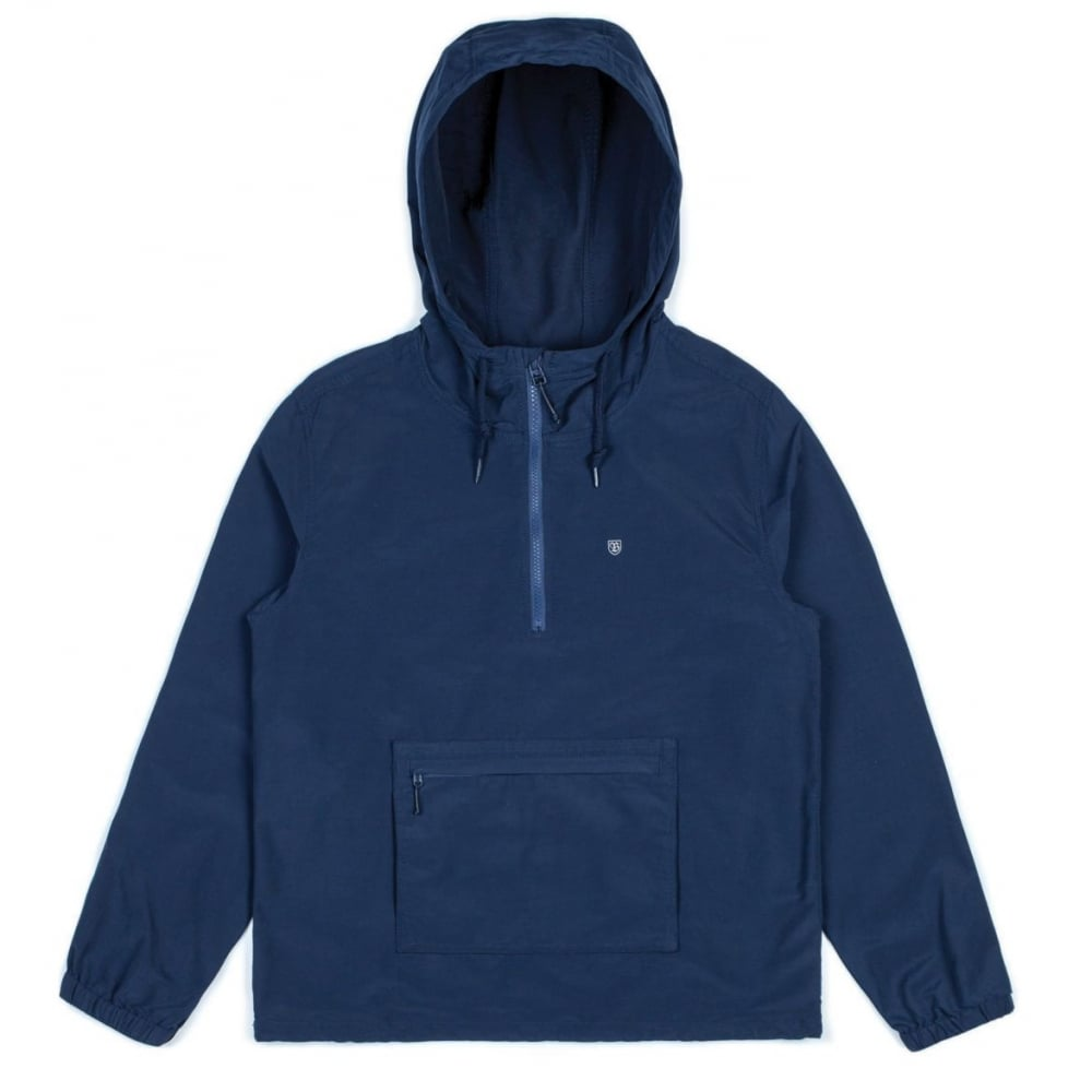 Brixton Patrol Anorak Jacket - Mens Clothing from Cooshti.com 31ceaccb721
