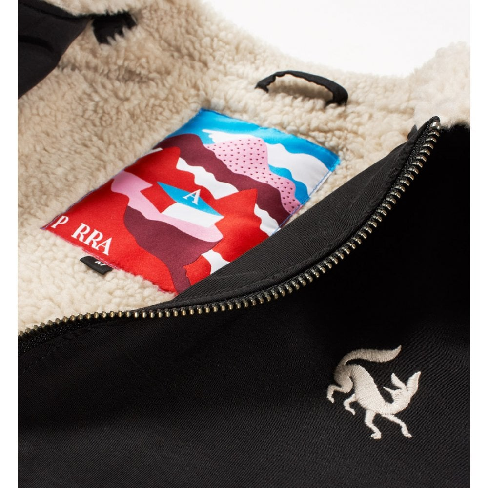 By Parra Topper Harley Jacket Scared Fox - Mens Clothing from ... 81ae9caa9