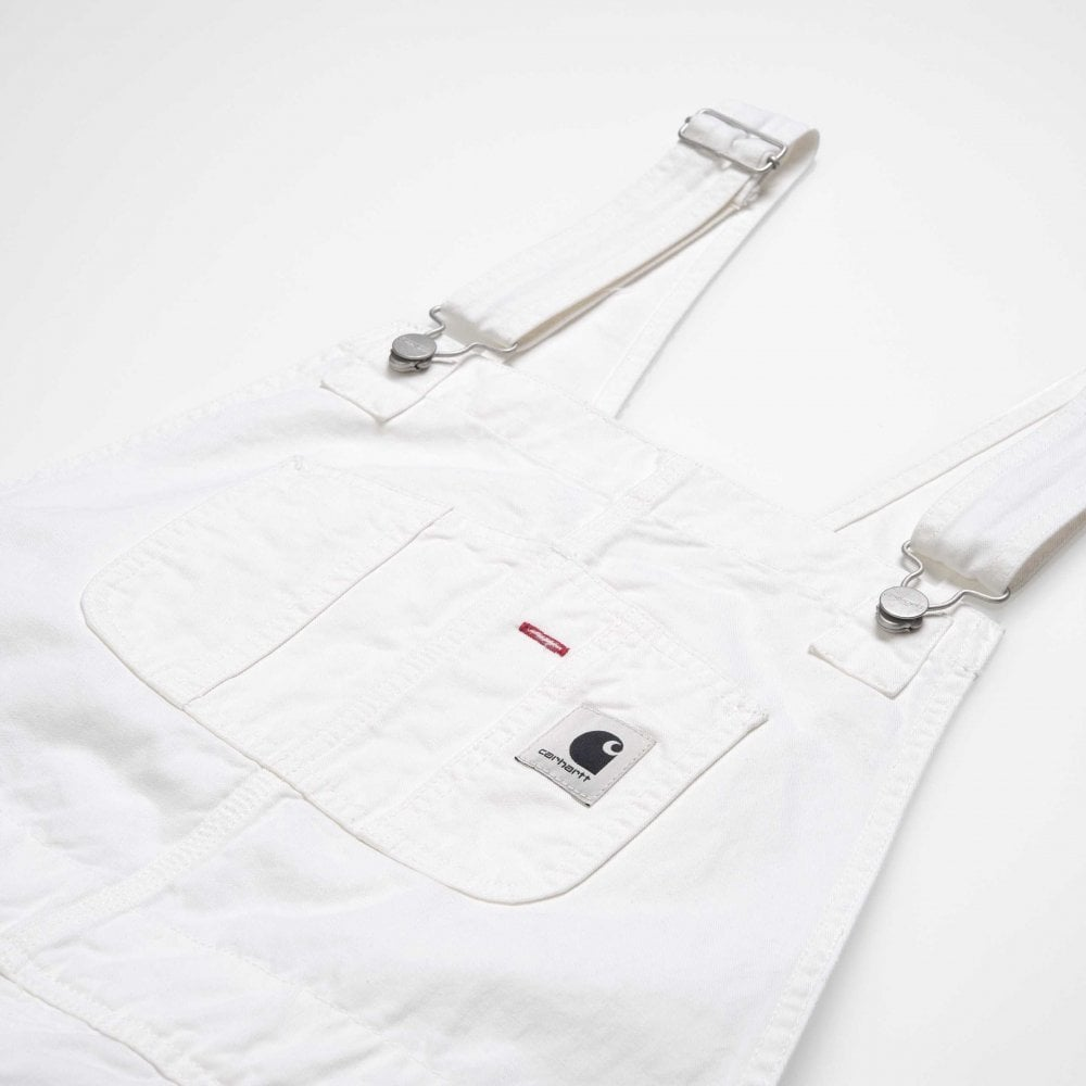 53a12f72851db ... Dungarees · Carhartt Wip; Womens W' Bib Overall - Off White. Tap image  to zoom. Womens W' Bib Overall ...