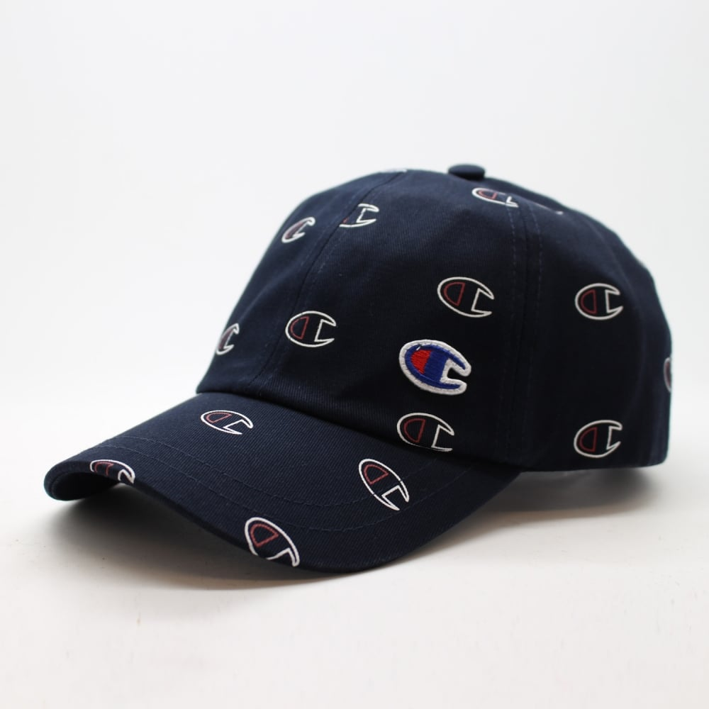 Champion Reverse Weave Baseball Cap All Over Print - Mens ... e5c02cd1fde