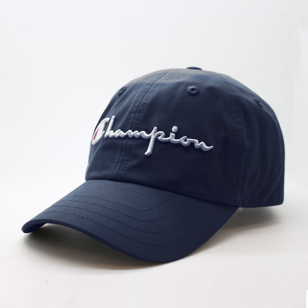 Champion Reverse Weave Baseball Cap Script Logo - Mens Accessories ... 4541e9b19a1