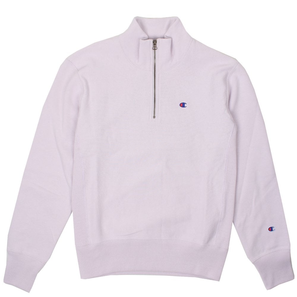 5898da06 Champion Reverse Weave Half Zip Sweatshirt - Mens Clothing from ...