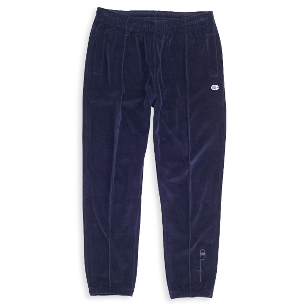 famous designer brand attractive designs performance sportswear Velour Tapered Joggers