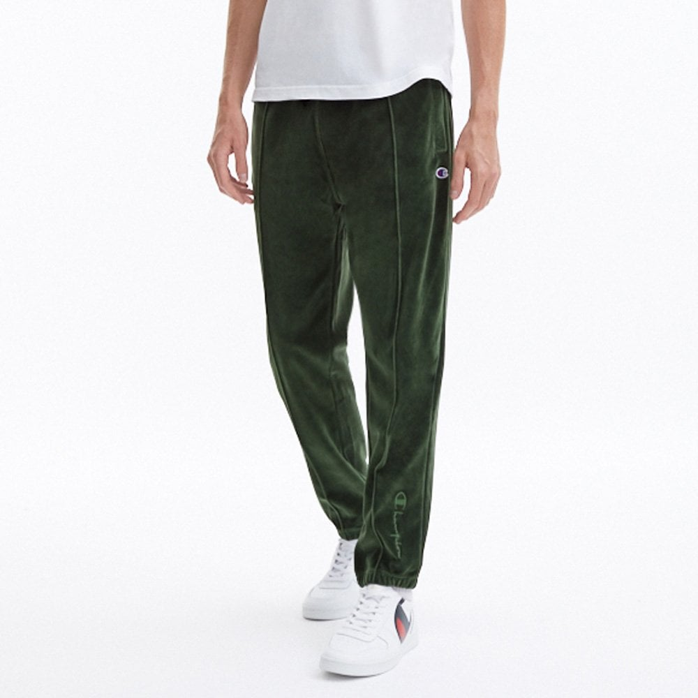 010f25eba82e7 Champion Velour Tapered Joggers - Mens Clothing from Cooshti.com