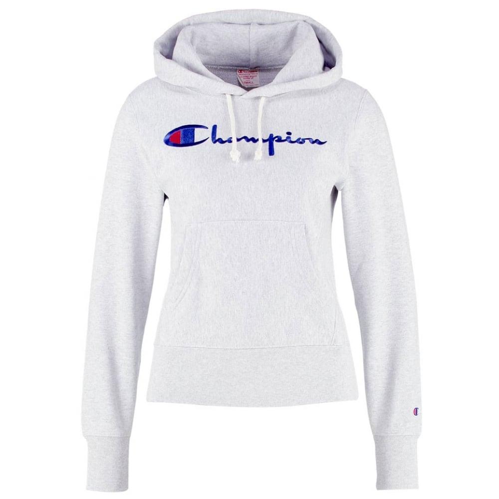 Champion Womens Reverse Weave Hooded Sweatshirt