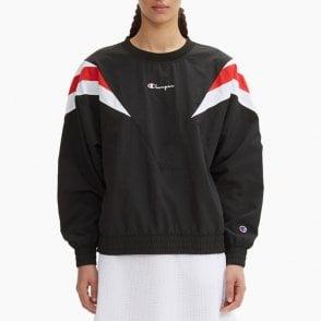 f52caad02da055 Women s Vintage-inspired Stripe Detail Track Sweatshirt. Champion ...