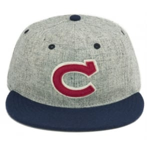 Chunichi Dragons Wool Strap Back Cap