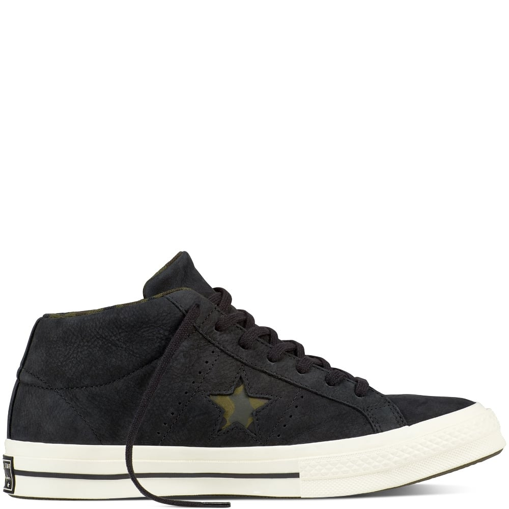 adc738b4b330 Converse One Star Mid Nubuck Utility Camo - Mens Footwear from ...