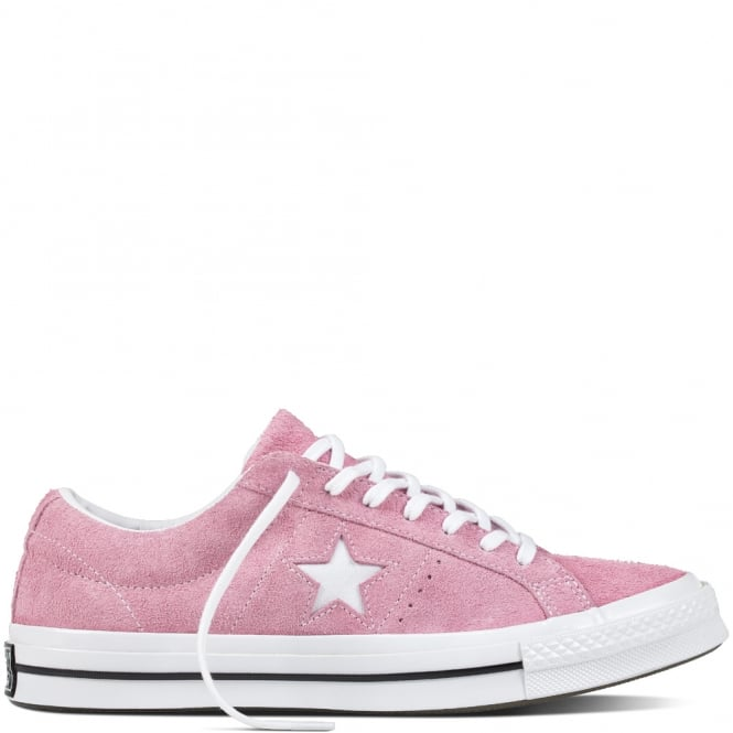 ef868d0a357090 Converse Women s One Star Ox  Cotton Candy  - Womens Footwear from ...