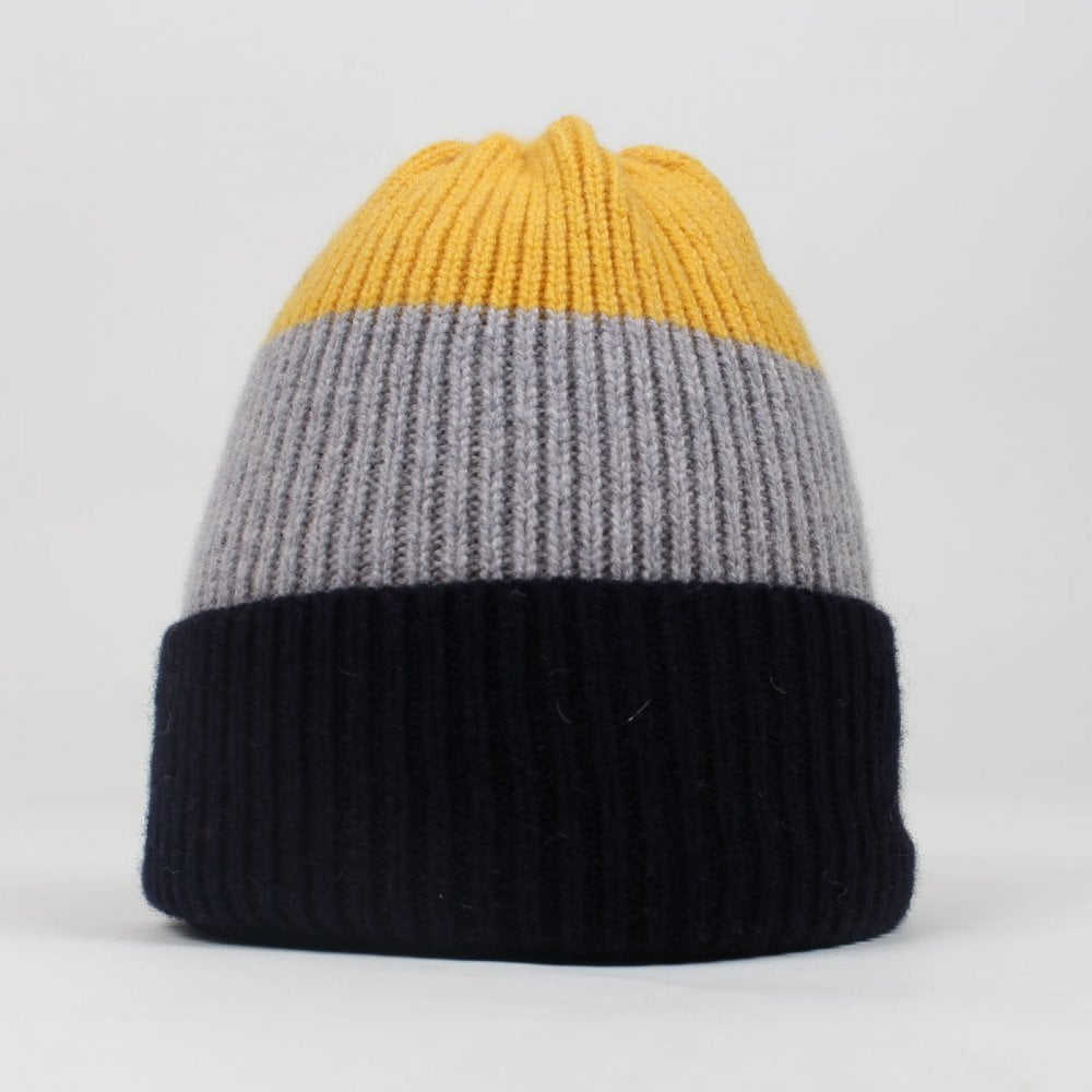 eb30d871020 Country Of Origin Tricolour Lambswool Hat - Unisex Accessories from ...