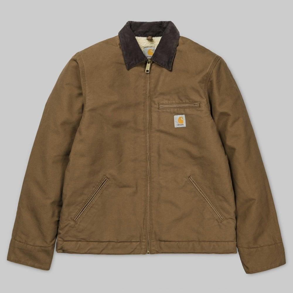 82fefab45 Detroit Jacket Pile Lined