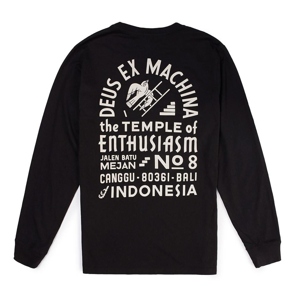 52886f783 Enthusiasm Ls Tee
